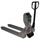 TISEL TW20SP гидравлическая тележка с весами и принтером